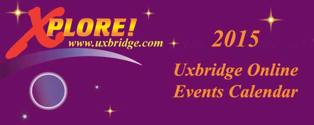 Uxbridge Online Events Calendar