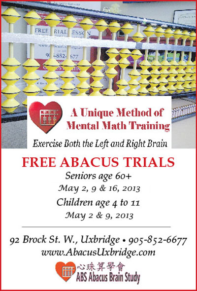 ABS Abacus FREE TRIALS