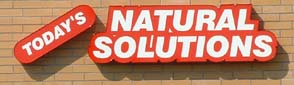 Today's Natural Solutions Health Store